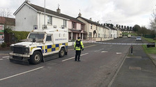 Three officers lucky to be alive after Strabane attack - PSNI