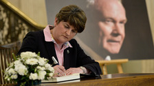 MLAs remember Martin McGuinness in Assembly