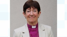The Right Reverend Christine Hardman