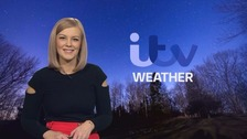 Wales weather: A chilly night with frost and fog patches