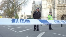 photo of the scene in London