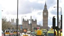 Photo of the scene in London