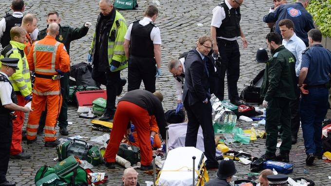 Londres: Découvrez l'ex militaire héros de l'attaque terroriste. Photos