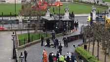 Westminster terror attack: How events unfolded