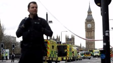 Eight arrested in wake of Westminster terror attack