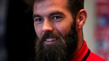 Joe Ledley doubt for Wales with wife expecting third child