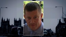 Police forces pay tribute to officer killed in Westminster attack