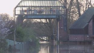 Foss Barrier in York
