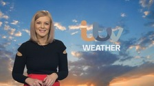 Wales weather: Cloud and rain at first, becoming drier