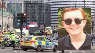University students injured in Westminster terror attack