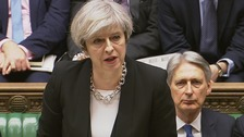 May: Our resolve will never waiver in the face of terrorism
