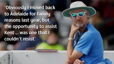 Jason Gillespie left Yorkshire at the end of the 2016 season.
