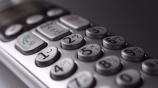 Police have warned of an aggressive phone scam