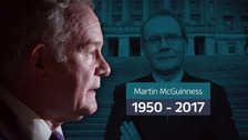 Funeral of Martin McGuinness to take place in Derry