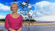 Wales weather: Turning dry and bright!