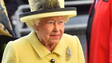 Queen's message of sympathy to victims of 'awful violence'