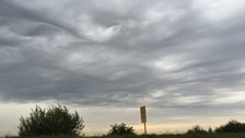 The newly recognised asperitas cloud