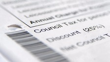 Council tax lower in Wales than England