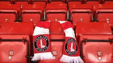 Charlton's tribute to season ticket holder Keith Palmer
