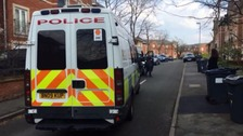 Police raid second Birmingham address