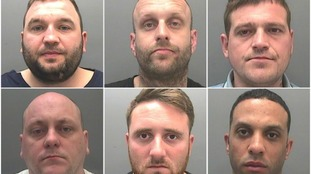 Cardiff drug gang face over 50 years in jail