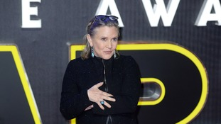 Carrie Fisher will not be digitally recreated in next Star Wars film, Disney boss says