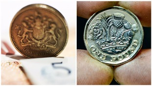 Out with the old...what should you do with your £1 coins?