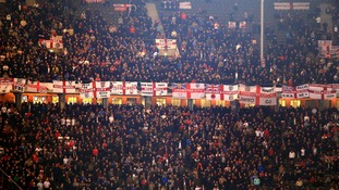 FA to clamp down on English fans' behaviour