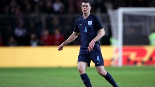 Michael Keane of Burnley and England