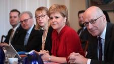 Trust has fallen in the Scottish Government