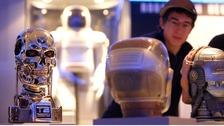Terminator 2 robot