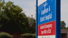 Grantham and District Hospital's A&E unit is to open longer.