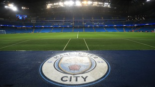 Manchester City home, Etihad Stadium