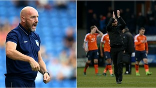 Colchester and Luton will both be desperate for the three points.