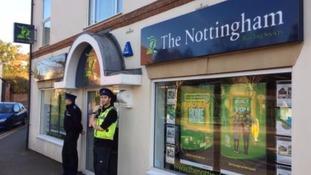 Nottingham Building Society Shepshed