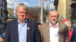 Labour leaders at Llandudno
