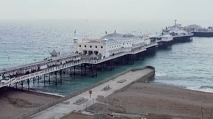 Brighton Pier to join big switch off for climate change