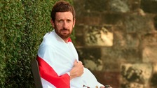 Sir Bradley Wiggins.