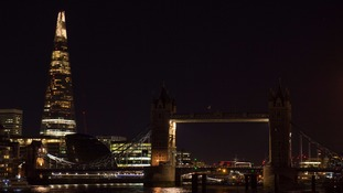 Earth Hour: Lights go off at landmarks around the world for climate change
