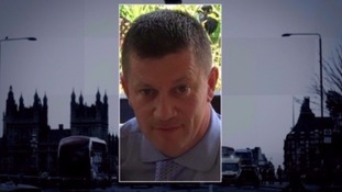 Pc Keith Palmer was murdered in the Westminster attack