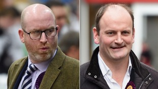 Ukip's Nuttall hits out at Carswell after reportedly only learning MP quit party from friend's text