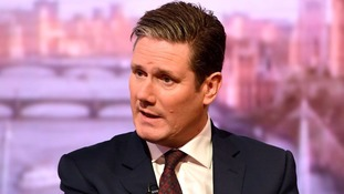 Sir Keir Starmer will reveal Labour's 'six tests' for Brexit