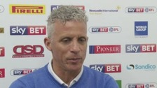 Keith Curle looks to secure future victories.