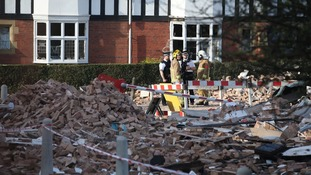 Wirral explosion: Residents had reported smell of gas night before blast