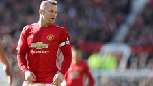 Wayne Rooney of England and Manchester United