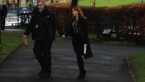  Samia Ghadie who plays Maria in Coronation Street 