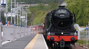 Flying Scotsman to join Carlisle to Settle celebrations