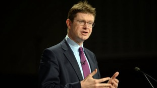 Energy Secretary Greg Clark