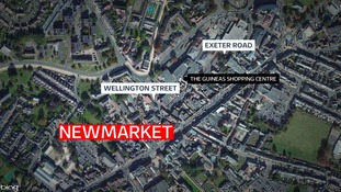 A teenager has reported being raped in Newmarket.