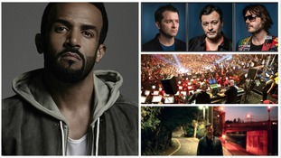 Craig David, Manic Street Preachers, Hacienda Classical and Bonobo